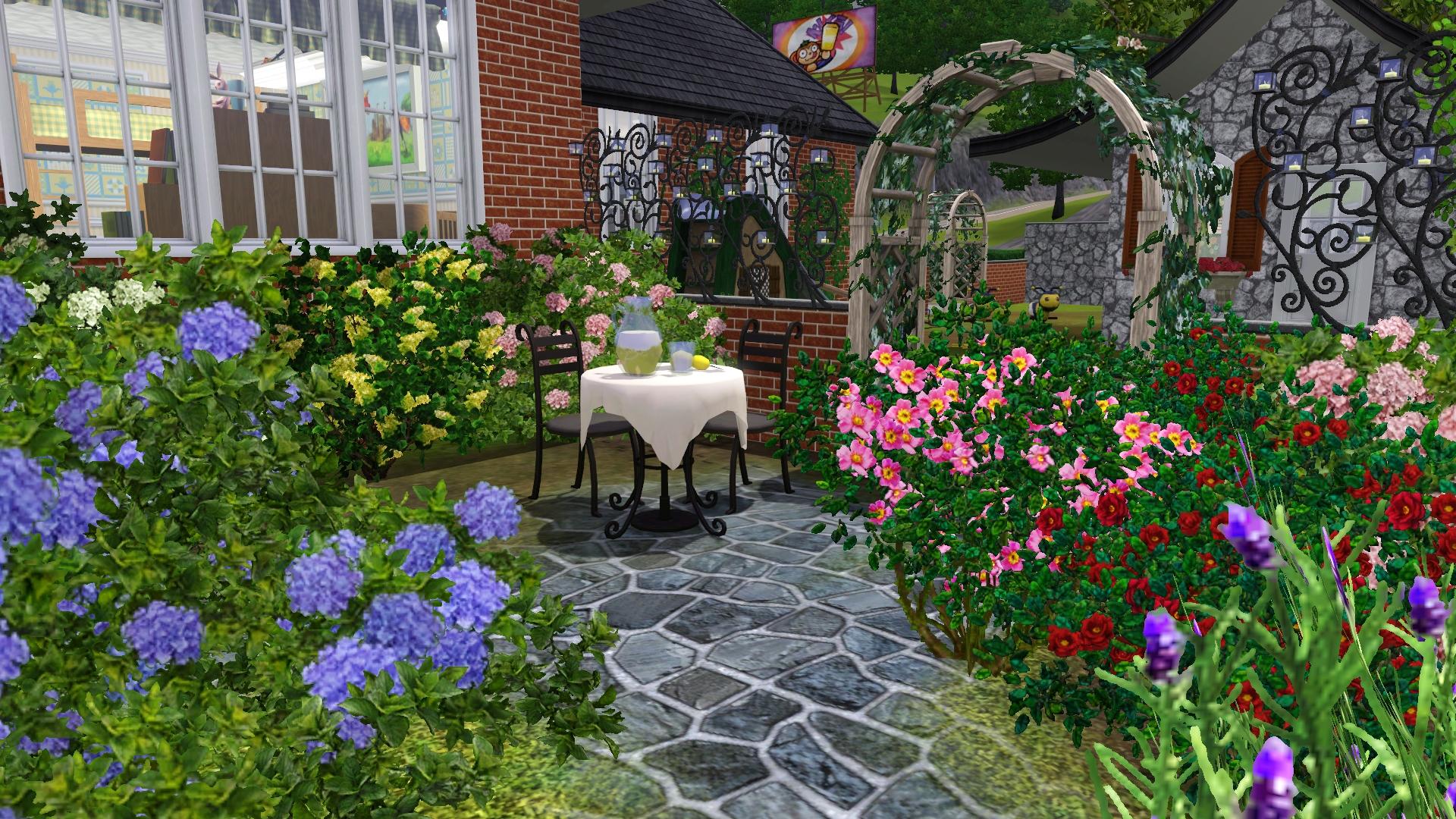 Small Backyard Vegetable Garden Layout